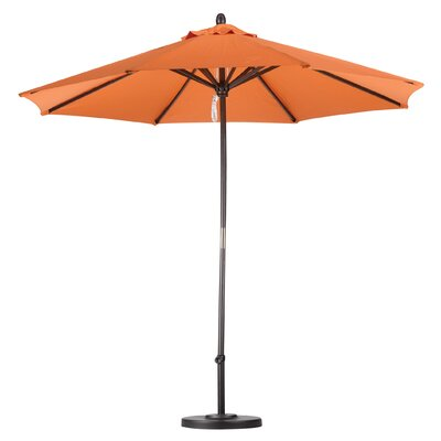 Buyers Choice Phat Tommy 9' Pulley Lift Market Umbrella
