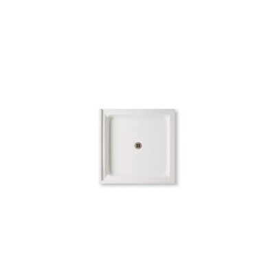 Americh Double Threshold Square Shower Base