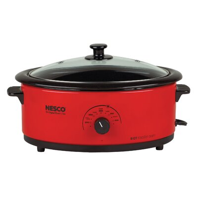 Nesco 6-Qt. Roaster Oven