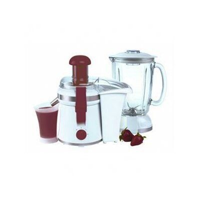 Nesco 2 in 1 Juicer and Blender