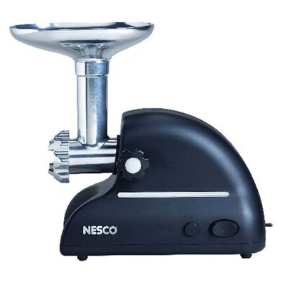 Nesco 400 Watt Food Grinder in Black
