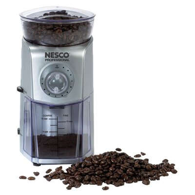 <strong>Nesco</strong> Burr Mill Coffee Grinder