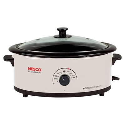 <strong>Nesco</strong> 6-Quart Roaster Oven