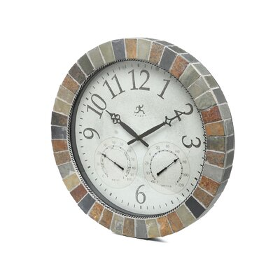 "18"" Weather Wall Clock"