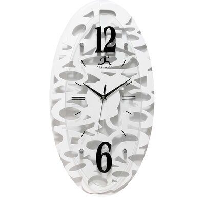Infinity Instruments Whimsy Wall Clock