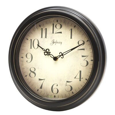 Infinity Instruments The Precedent Wall Clock