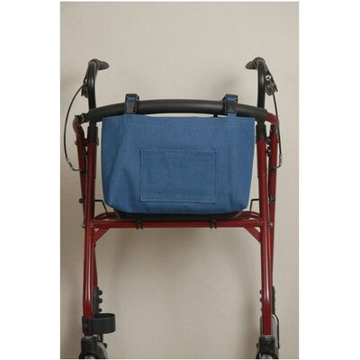 Granny Jo Products Denim Wheelchair/ Walker/Scooter Bag