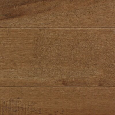 "Somerset Floors American Country 5"" Engineered Maple Flooring in Desert Tan"