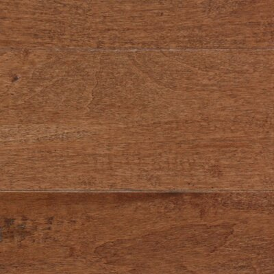 "Somerset Floors American Country 4"" Engineered Maple Flooring in Toast"
