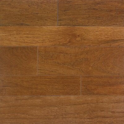 "Somerset Floors Homestyle 2-1/4"" Solid White Oak Flooring in Gunstock"