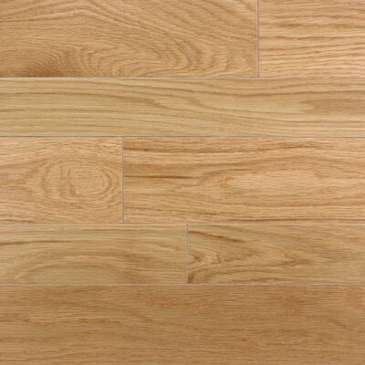 "Somerset Floors Homestyle 2-1/4"" Solid White Oak Flooring in Natural"