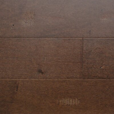 "Somerset Floors Southern Antiques 5"" Engineered Maple Flooring in Maple Shadow"