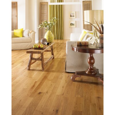 "Somerset Floors Character 5"" Engineered White Oak Flooring in Natural"