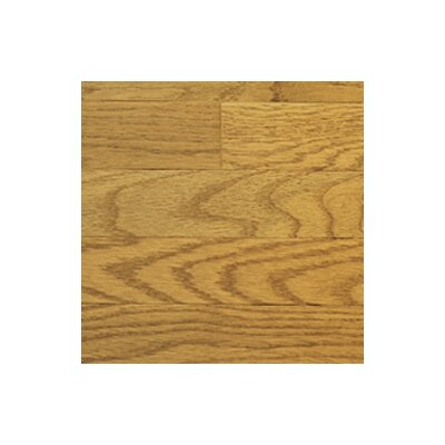 "Somerset Floors Color Strip 3-1/4"" Solid White Oak Flooring in Harvest"