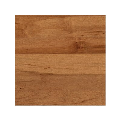 "Somerset Floors Solid 5"" Maple Plank Flooring in Tumbleweed"