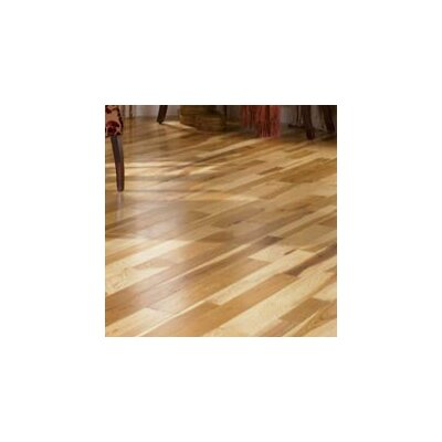 "Somerset Floors Character Plank 4"" Solid Hickory Flooring"