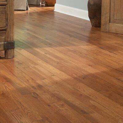 All hardwood flooring wayfair for Columbia wood flooring reviews