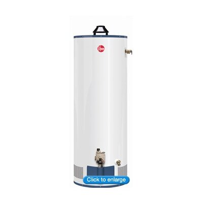 Rheem Electric Water Heaters Rheem Fury 50 Gallon Electric Water Heater & Reviews | Wayfair