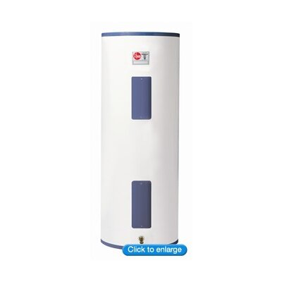 Fury 65 Gallon Electric Water Heater