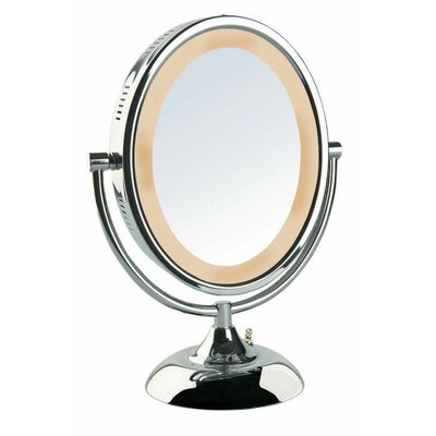 Halo Lighted Vanity Mirror