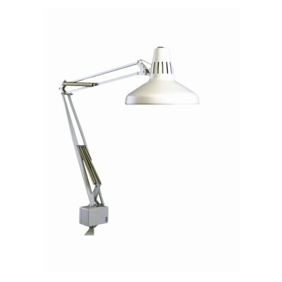 "Luxo LC Series Light 42"" H Table Lamp with Bowl Shade"