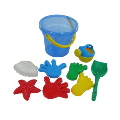 Wader Quality Toys Bucket Set Beach