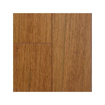 "Hawa Bamboo Exotic 3-5/8"" Solid Brazilian Cherry Flooring in Natural"