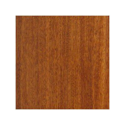 """Hawa Bamboo Exotic 4-7/8"""" Solid Santos Mahogany Flooring in Natural"""