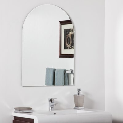 Decor Wonderland Rita Modern Bathroom Mirror