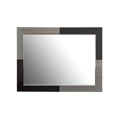 Decor Wonderland Jasmine Modern Bathroom Mirror