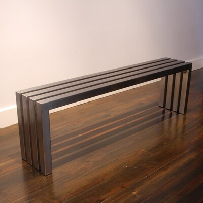 Sarabi Studio Linear Steel Bench