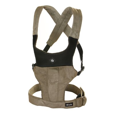 Belle Baby Carriers Microsuede Classic Carrier