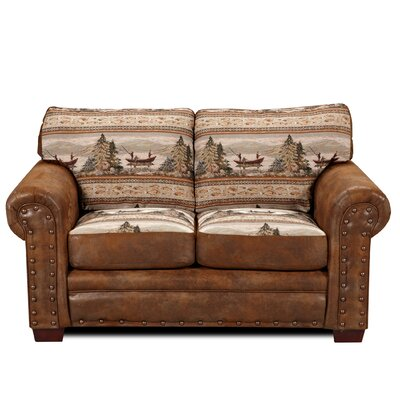 American Furniture Classics Alpine Lodge Loveseat