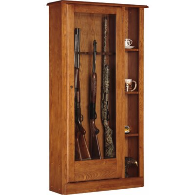 American Furniture Classics 10 Gun Cabinet