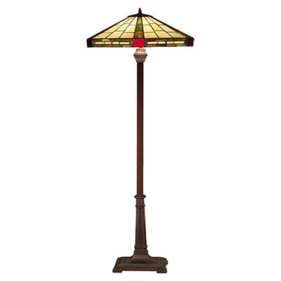 Meyda Tiffany Wilkenson Floor Lamp