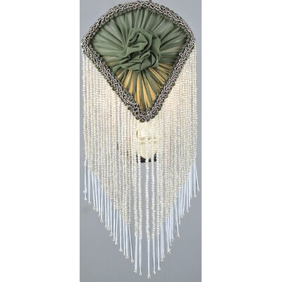 Fan Fabric with Fringe Night Light