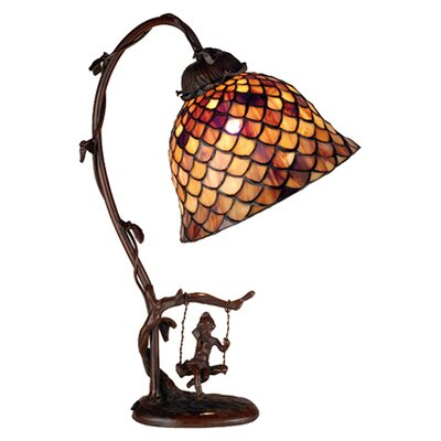 Meyda Tiffany Tiffany Fishscale Table lamp