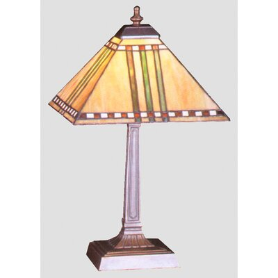 Meyda Tiffany Prairie Corn Accent Table Lamp