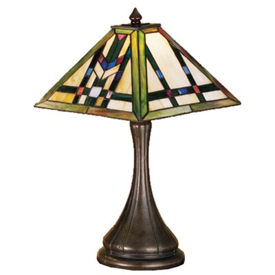 Meyda Tiffany Prairie Wheat Accent Table Lamp