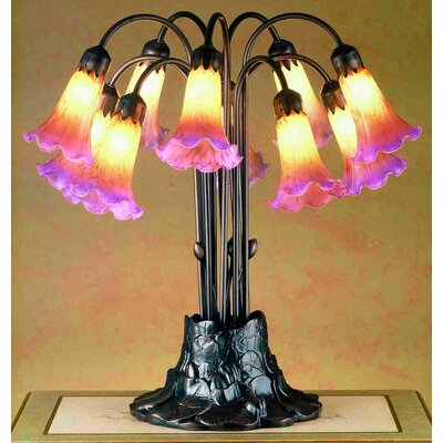 Tiffany Pond Lily Table Lamp Bell Shade Wayfair