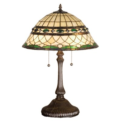 Meyda Tiffany Tiffany Roman Table Lamp