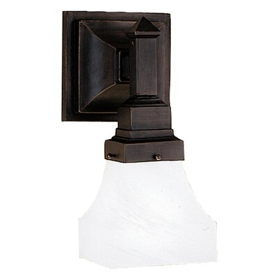 Meyda Tiffany Bungalow Swirl 1 Light Wall Sconce