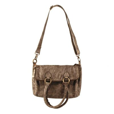 Latico Leathers Avion Sydney North / South Shoulder Bag