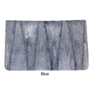 Amazonia Ginger Flap Over Wallet