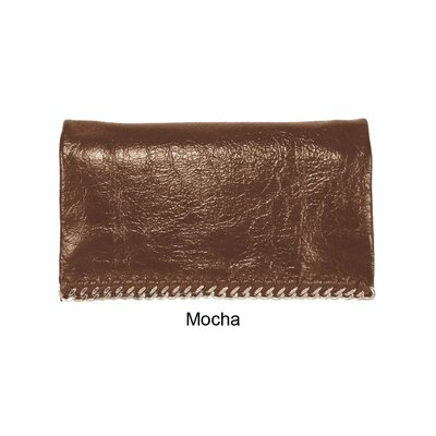 Latico Leathers Mimi in Memphis Billie Foldover Wallet
