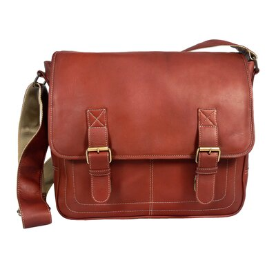 Heritage Adventurer Messenger Bag