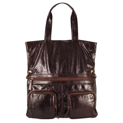 Latico Leathers Mimi in Memphis Sally Convertible Tote Bag