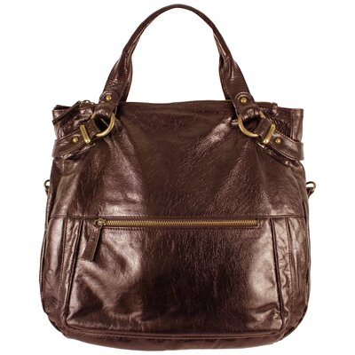 Latico Leathers Mimi in Memphis Holly Cross-Body Tote
