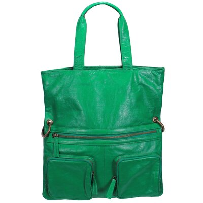Latico Leathers Sally Mimi Convertible Tote Bag