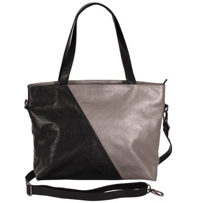 Latico Leathers Dannie Cross-Body Tote Bag